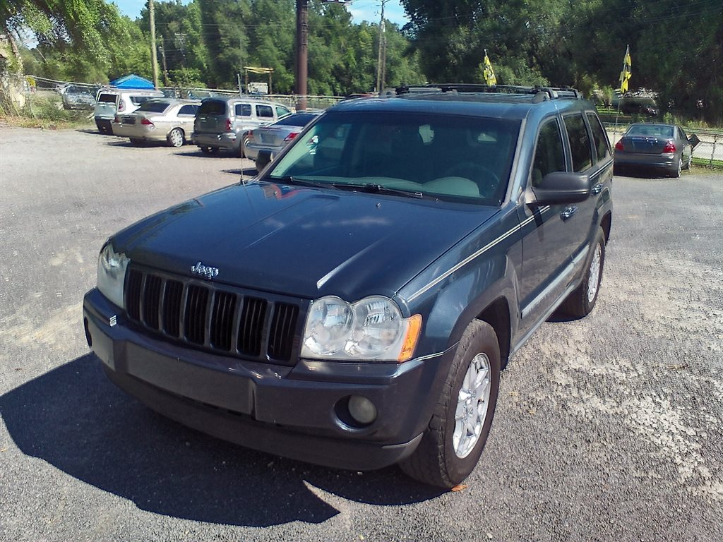 2007 Jeep Grand Cherokee 2847 Moores Auto Sales Inc Used 2005 Lift Gate Latch No Image Available